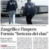 Il Messaggero 14 novembre 2015 dichiarazione Pelagallo