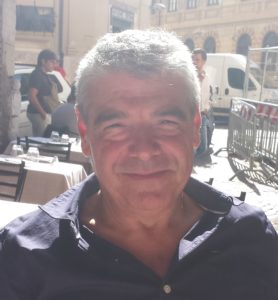Claudio Pelagallo, giornalista ecologista di SI