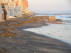 La spiaggia sparita Scacciapensieri Nettuno