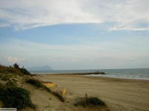 spiaggia e dune